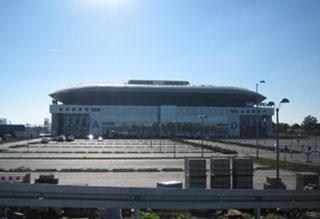 P2 Parkhaus Hauptbahnhof