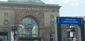 Tiefgarage Mannheim Hauptbahnhof P1