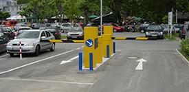 Parkplatz City Airport MAnnheim