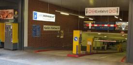 Parkhaus N6 Komfort in Mannheim