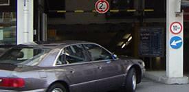 Tiefgarage D3 in Mannheim