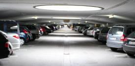 Parkhaus Klinikum Mannheim