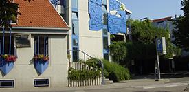Parkhaus Wildemannstr. in Schwetzingen